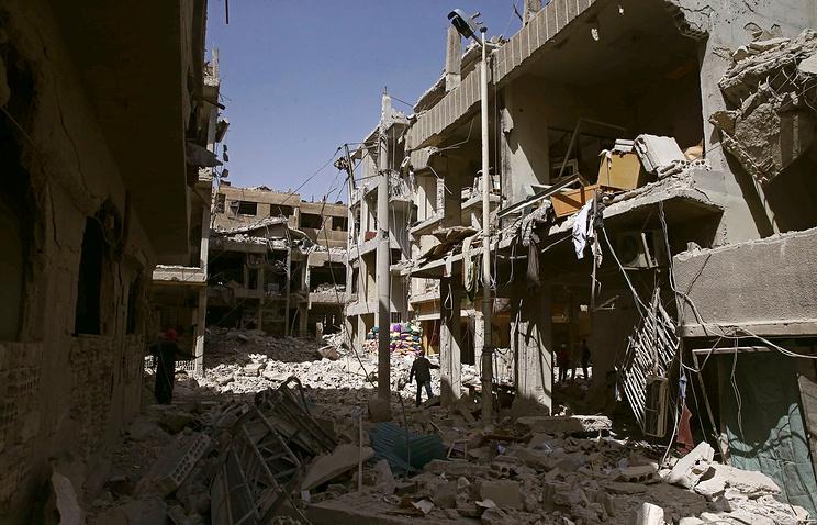 Специалисты ОЗХО небудут заканчивать работу вСирии