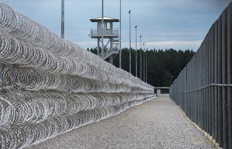 Тюрьма строгого режима Lee Correctional Institute, Бишопвилл, США