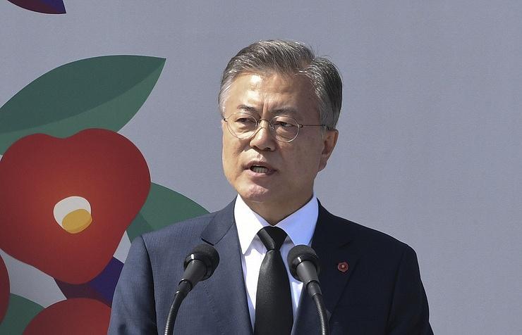 Япония выдвинула претензии Южной Кореи из-за десерта намежкорейском саммите