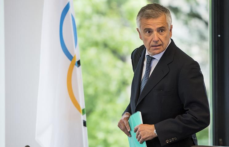 Александр Жуков восстановлен вдолжности руководителя координационной комиссии Игр