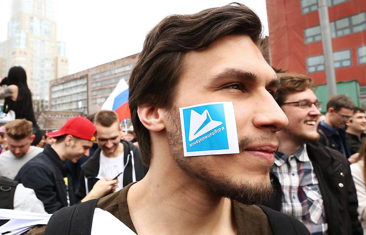 Около 7,5 тыс. человек приняли участие в митинге в Москве против блокировки Telegram