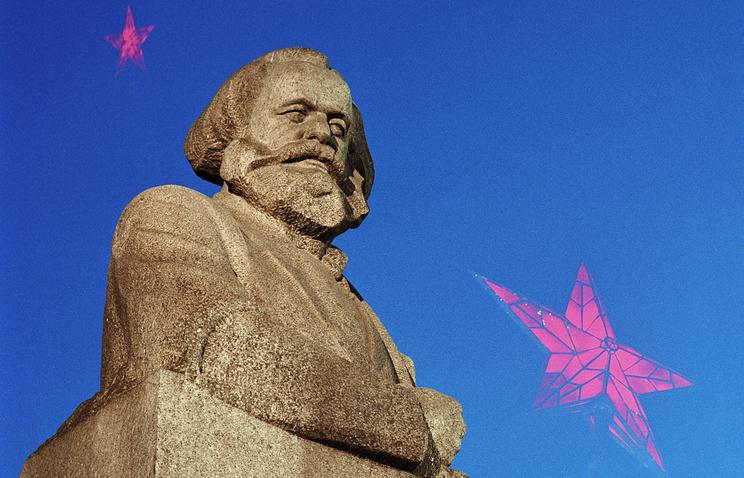 КНР подчеркнул 200-летнюю годовщину содня рождения Карла Маркса