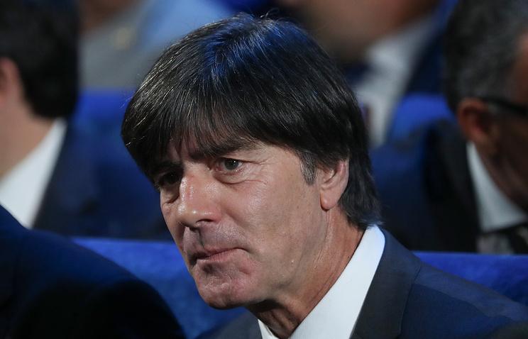Лев будет упражнять  сборную Германии до 2022-ого