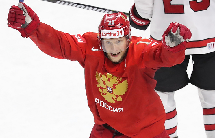 Капризов очень переживает, после игры нанем лица небыло— Владислав Третьяк