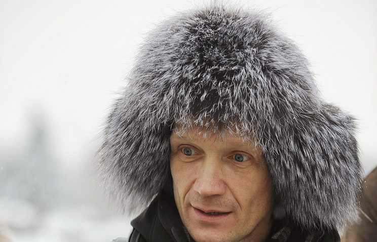 Глава СБР Владимир Драчев