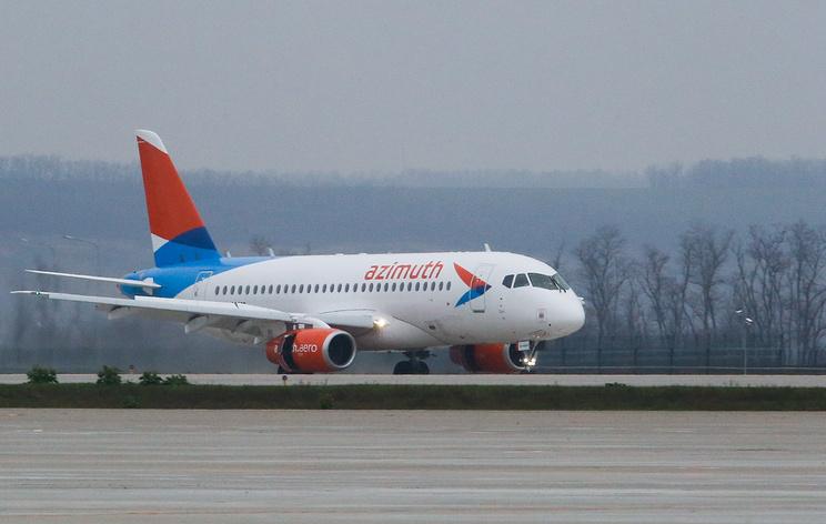 Российская Федерация резко сократила авиарейсы в захваченный Крым