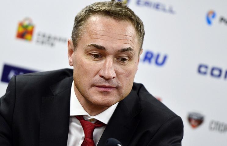 Герман Титов назначен основным тренером хоккейного клуба «Трактор»
