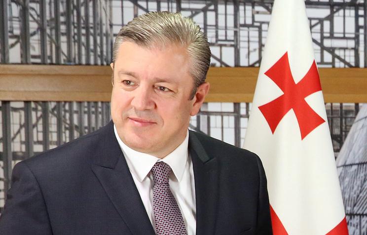 «Грузинская мечта» может отправить вотставку руководство  Квирикашвили
