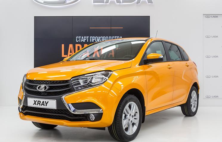 """""""АвтоВАЗ"""" отзывает более семи тысяч автомобилей Lada XRAY"""