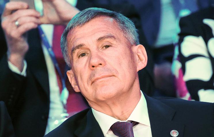 Минниханов: Сбербанк заинтересован в создании центра исламской экономики в Татарстане