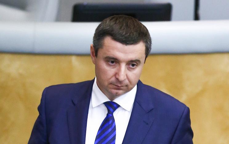 Заместитель министра труда и социальной защиты РФ Андрей Пудов