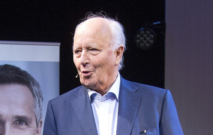 Скончался  отец генерального секретаря  НАТО Торвальд Столтенберг