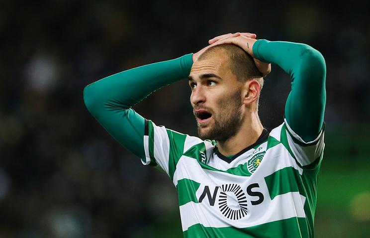Дост вернулся в«Спортинг» спустя месяц после нападения фанатов клуба