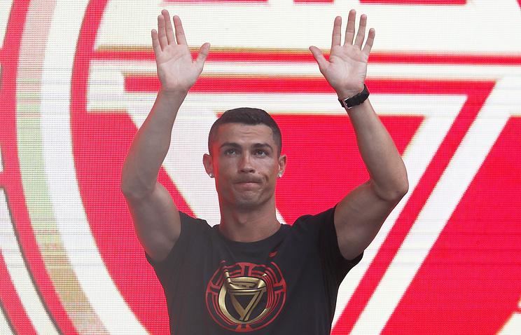 «Ювентус»: Перекупщики после перехода Роналду резко подняли цены наматч «Парма»