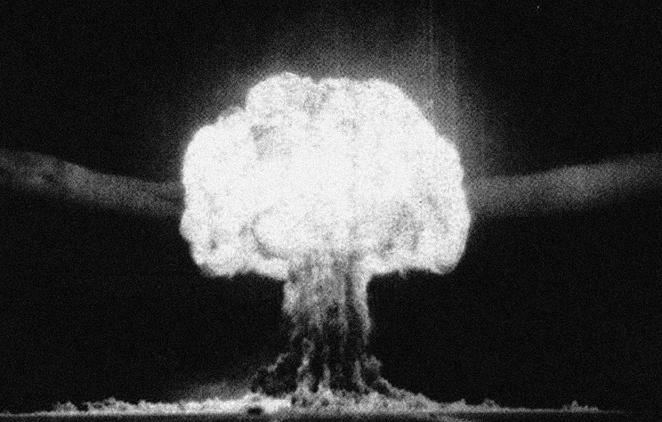 Испытание бомбы РДС-6с