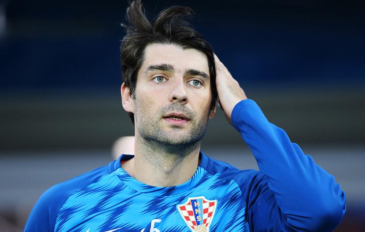 Чорлука завершил карьеру всборной Хорватии