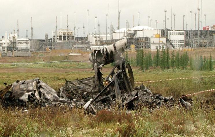 Причиной крушения вертолета Ми-8 под Красноярском могла стать ошибка экипажа