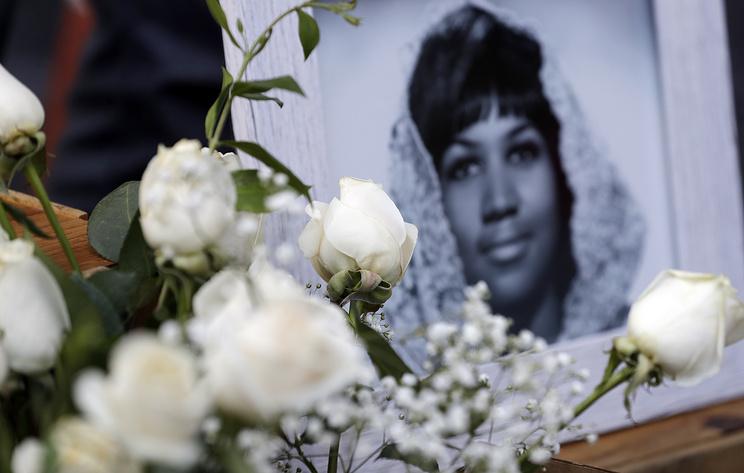 «Королева соула» Арета Франклин неоставила завещания— TMZ