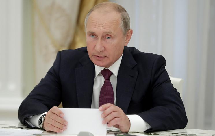 Зачем Путин выступил собращением кнароду— Пенсионные преображения