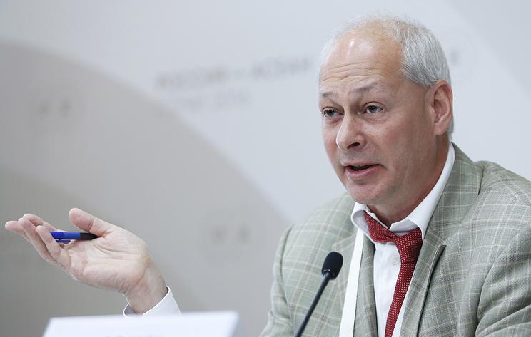Заместитель министра связи и массовых коммуникаций РФ Алексей Волин