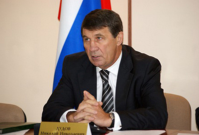 губернатор Магаданской области Николай Дудов