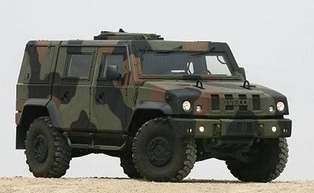 "Бронеавтомобиль ""Рысь"", фото www.arms-expo.ru"