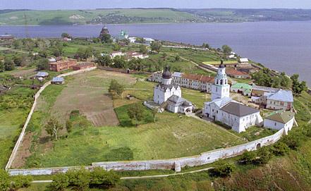 остров Свияжск. Фото ИТАР-ТАСС