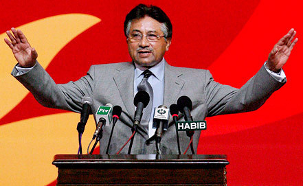 is pervez musharraf todays hitler Musharraf had handlers in mossad-us agency pervez musharraf covered the connection of a lady to a jewish eugenics pre-dates hitler's master.