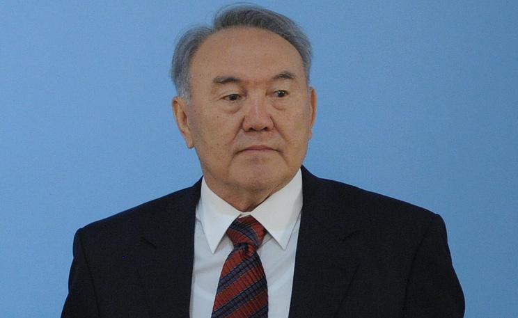 Нурсултан Назарбаев, фото ИТАР-ТАСС