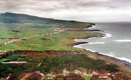 Азорские острова. Фото EPA/ИТАР-ТАСС