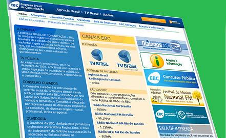 Скриншот www.ebc.com.br
