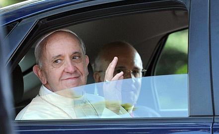 Папа Римский Франциск. Фото ИТАР-ТАСС
