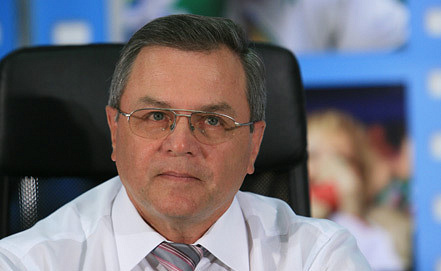 Вице-президент КХЛ Владимир Шалаев. Фото ИТАР-ТАСС