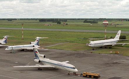Аэропорт Толмачево. Фото ИТАР-ТАСС