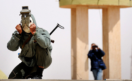 Ливия. Фото из архива EPA/ИТАР-ТАСС