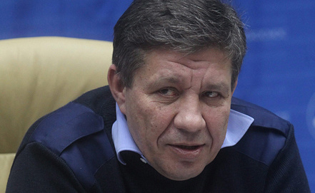 Владимир Поповкин. Фото ИТАР-ТАСС