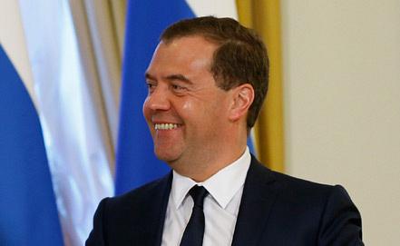 Дмитрий Медведев. Фото ИТАР-ТАСС