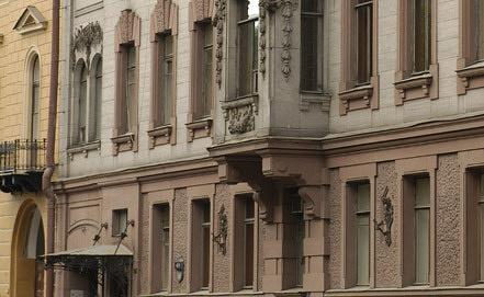 Музей Набокова на Большой Морской улице. Фото ИТАР-ТАСС