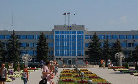 Админстрация МО город-курорт Анапа. Фото ИТАР-ТАСС