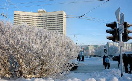 Мурманск. Фото ИТАР-ТАСС