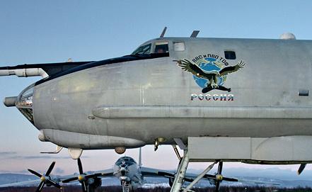 Противолодочный самолет ТУ-142М. Фото ИТАР-ТАСС