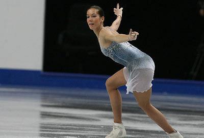 Полина Коробейникова. Фото ЕРА/ИТАР-ТАСС
