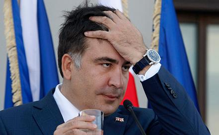 Михаил Саакашвили. Фото из архива EPA/ИТАР-ТАСС