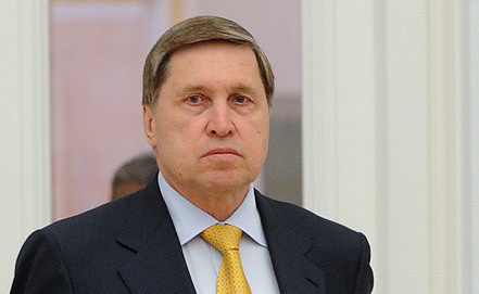 Юрий Ушаков. Фото ИТАР-ТАСС/ Валерий Шарифулин