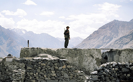 Таджикистан, Памир. Фото ИТАР-ТАСС