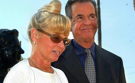Дик Кларк с женой. Фото ЕРА/ИТАР-ТАСС