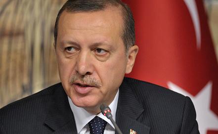 Тайип Эрдоган. Фото ИТАР-ТАСС/ Алексей Никольский