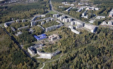 Виды Томска, фото ИТАР-ТАСС