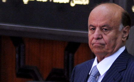 Абд Раббу Мансур Хади. Фото ЕРА/ИТАР-ТАСС