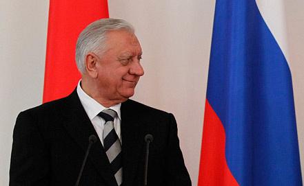 Михаил Мясникович. Фото ИТАР-ТАСС